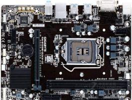 技嘉 B360MD2VXSI安装I7 9700后开机卡花瓣 卡微软徽标的问题解决